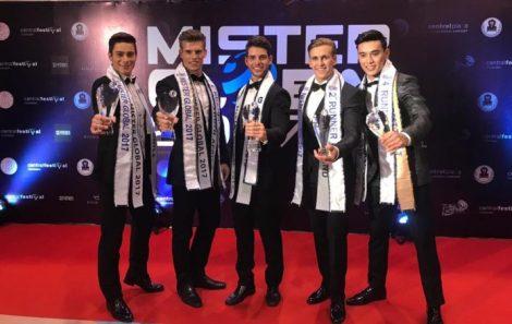Pedro Gicca from Brazil won Mister Global 2017