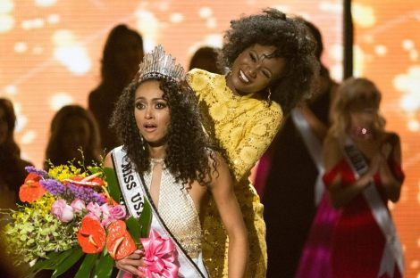Kára McCullough from District of Columbia is Miss USA 2017