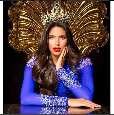 Tulia Alemán Ferrer is Miss Grand International Venezuela 2017