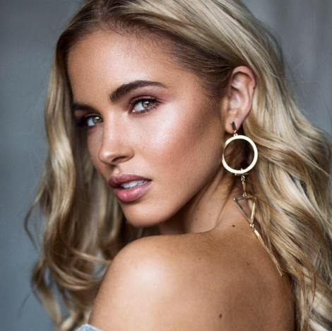 Olivia Rogers will represent Australia at 66th Miss Universe pageant