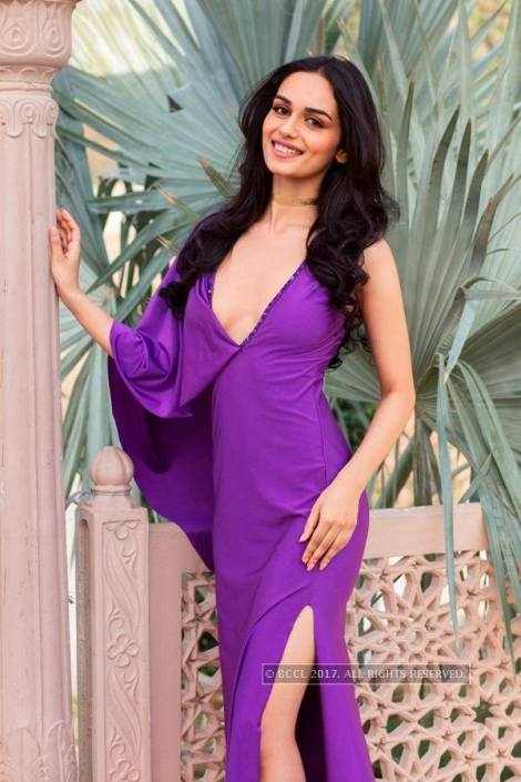 fbb Colors Femina Miss India Haryana 2017, Manushi Chhillar