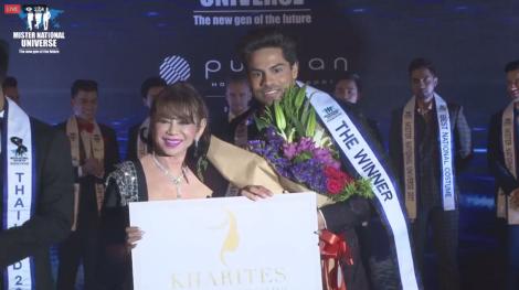 Pankaj Ahlawat from India wins Mister National Universe 2017