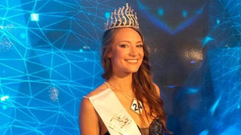 Conny Notarstefano is Miss World Italy 2017