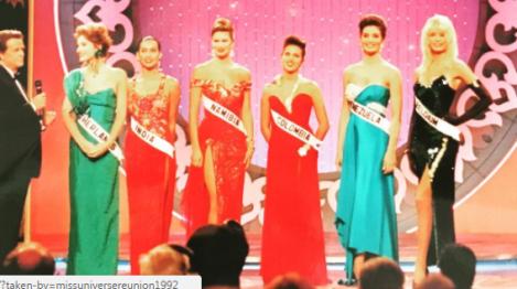 Miss Universe 1992 Contestants Reunion