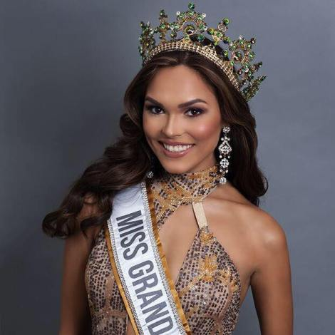 Taylor Leigh Kessler is Miss Grand United States 2017