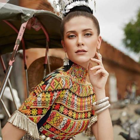 Maria Poonlertlarp Ehren will represent Thailand at Miss Universe 2017