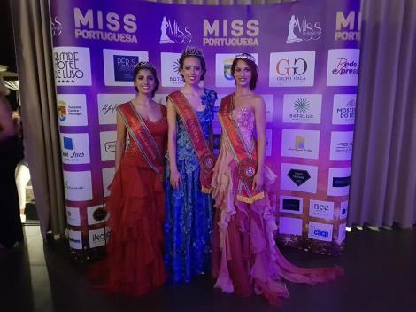 MissPortuguesa 2017 winners