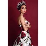 Gul'banu Azimkhanova will represent Kazakhstan at Miss World 2017