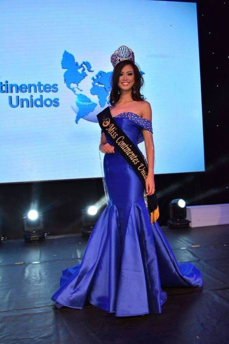 Miss United Continents 2016,Jeslyn Santos