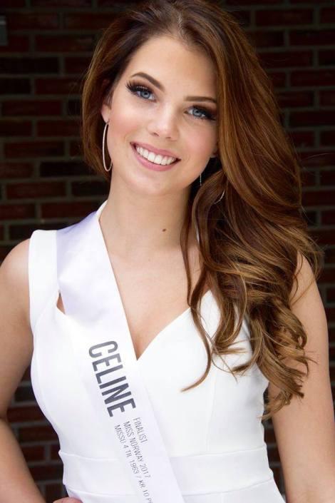 Miss World Norway 2017,Celine Herregården