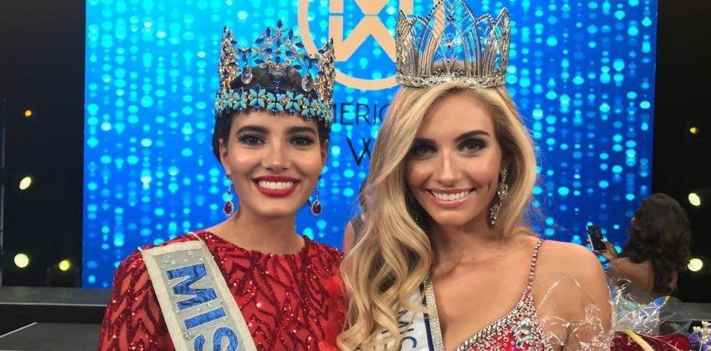 Clarissa Bowers wins Miss World America 2017