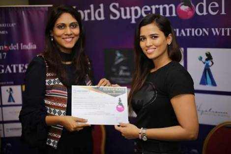 Interview with Dr. Nida Khateeb, Smile Care Partner of Miss TGPC 2017 Zonals