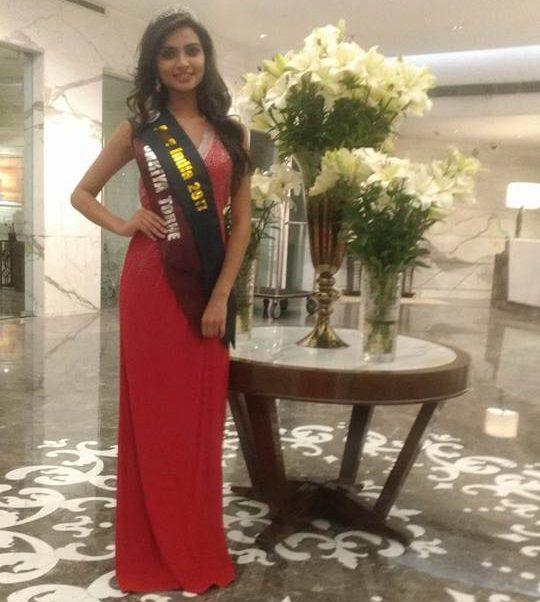 Shriya Torne, Miss Teen Universe India 2017