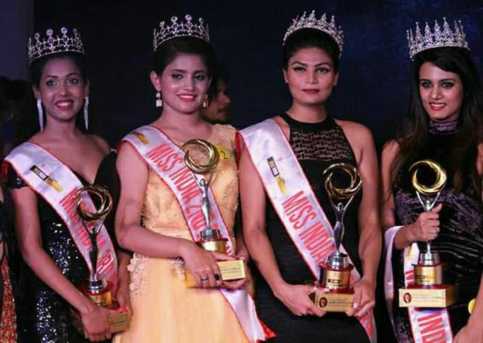 Gujarati Girl Nisha Mavani Wins Miss India Miss Supertalent 2017