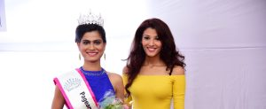 Roma Jee crowned as Pageant Question & Answer Series-3 Winner.