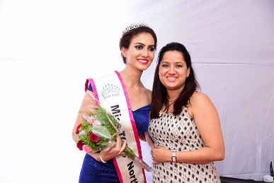 Tashi Bahuguna crowned as Miss TGPC North 2017