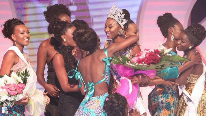 Ruth Quashie crowned as Miss Universe Ghana 2017
