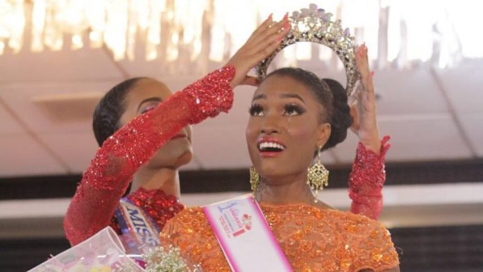 Davina Bennett crowned as Miss Universe Jamaica 2017