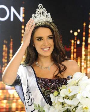 Perla Al Helou crowned as Miss Lebanon 2017